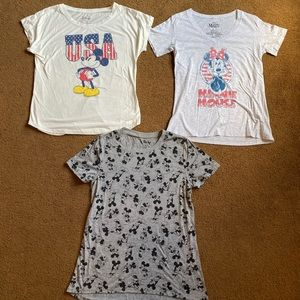 Disney Short Sleeve Bundle